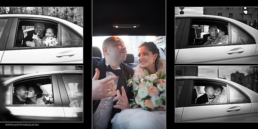 профессиональный свадебный фотограф москва Ла Никос68