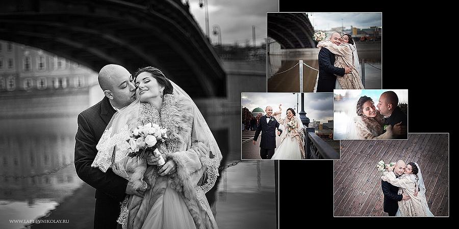 профессиональный свадебный фотограф москва Ла Никос5
