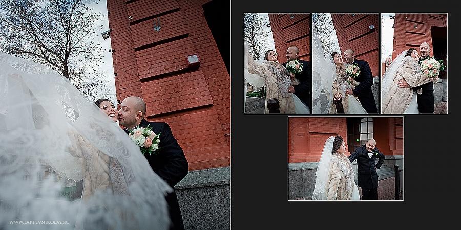 профессиональный свадебный фотограф москва Ла Никос70