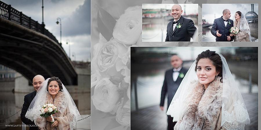 профессиональный свадебный фотограф москва Ла Никос71