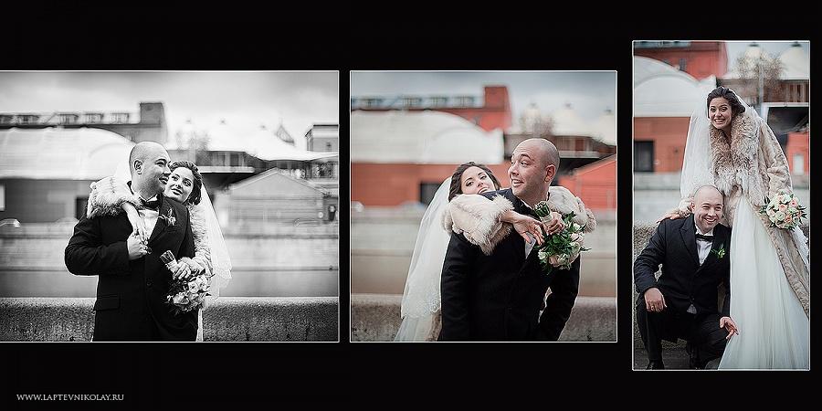профессиональный свадебный фотограф москва Ла Никос72