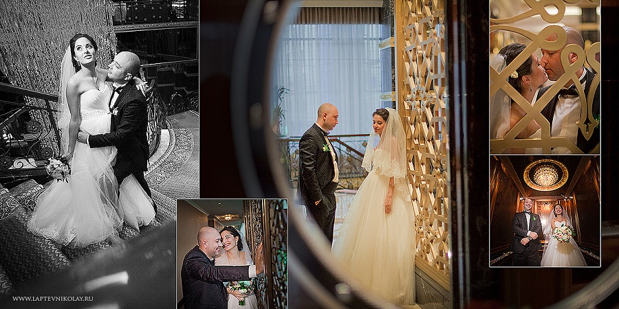 фотограф москва Ла Никос свадьбу95
