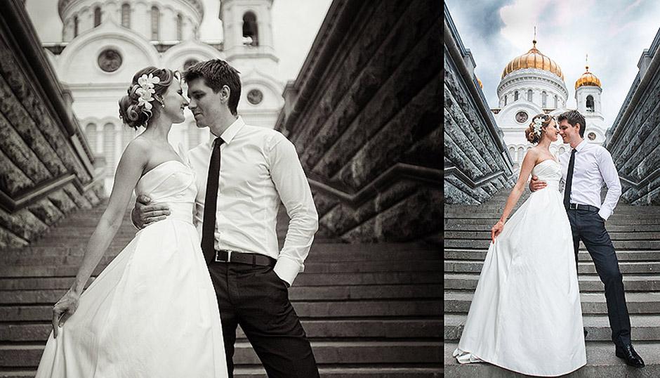 москва - фотограф на свадьбу