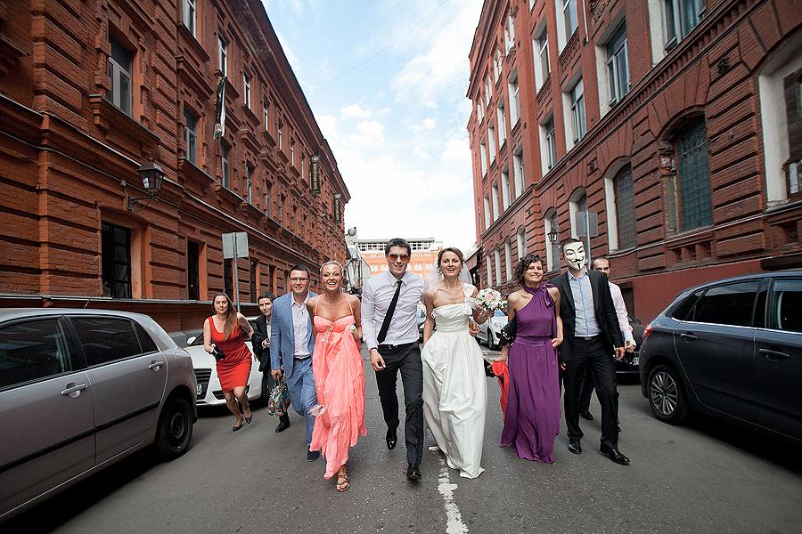 Гости на садьбе на свадебных фото1