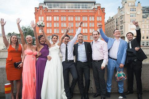 друзья на свадьбе москва