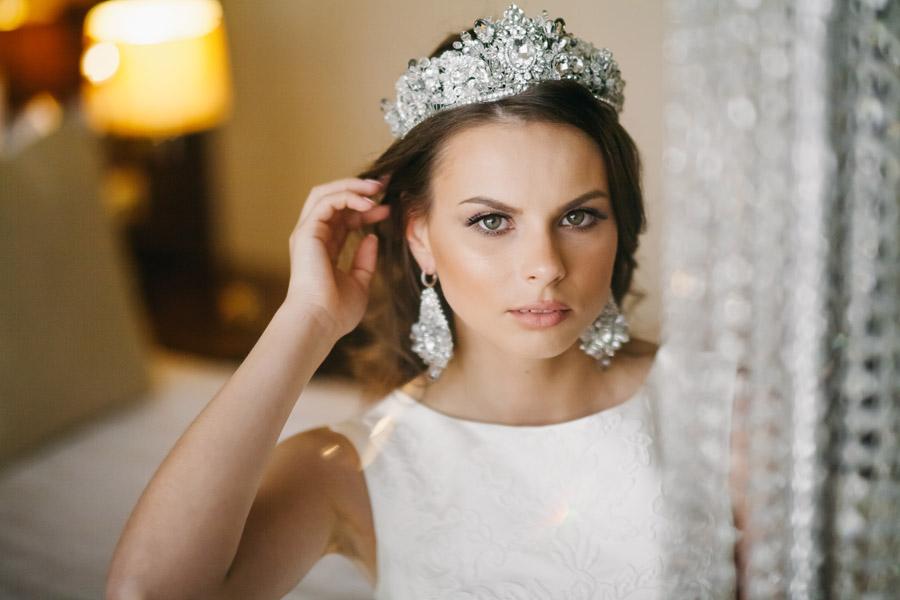 Свадебная фотосессия Алексея и Анастасии 2017