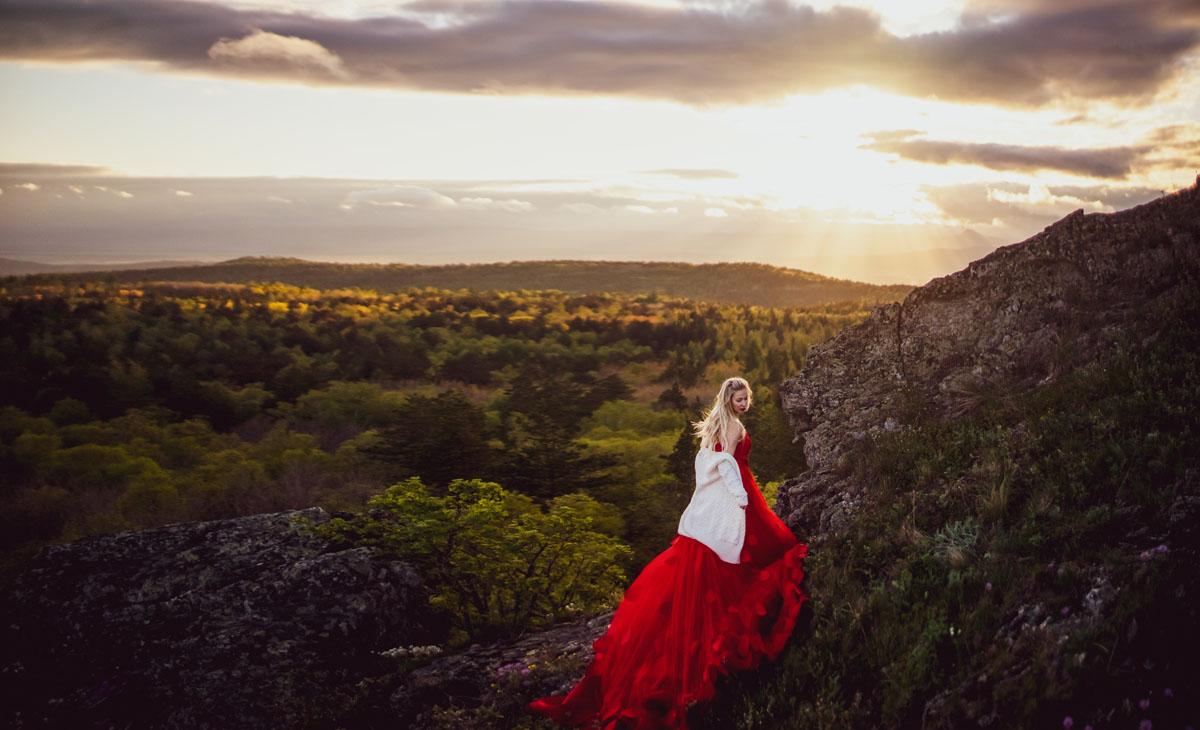 свадебная фотография 2018